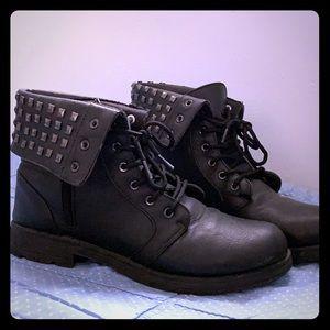 Punk boots 🖤